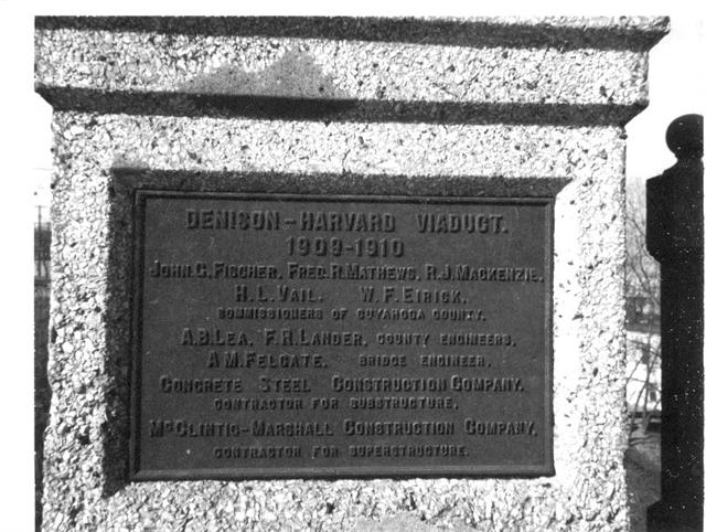 Image:Harvard-Denison Bridge plaque.jpg